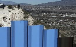 """""""Bức tường Trump"""" sắp thành hiện thực"""