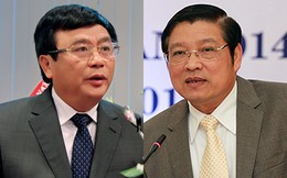 2 thành viên mới của Ban Bí thư Trung ương Đảng