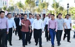 Thủ tướng ấn tượng về sự đầu tư du lịch tại Phú Quốc