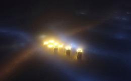 Không khí ô nhiễm từ Trung Quốc lây lan