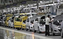 """""""Bắt bệnh""""… ôtô Ấn Độ nhập khẩu"""