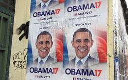 Đề nghị ông Obama làm... tổng thống Pháp