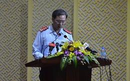 Công bố dự thảo thanh tra về đất đai ở Đồng Tâm