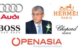 OpenAsia - công ty đứng sau hàng loạt thương hiệu xa xỉ Hermes, Chopard... tại Việt Nam