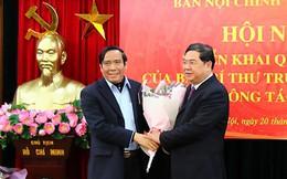 Điều động, bổ nhiệm ông Phạm Gia Túc giữ chức Phó Trưởng ban Nội chính Trung ương