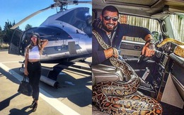 Các tiểu thư, công tử giàu có Thổ Nhĩ Kỳ phô bày cuộc sống giàu có trên Instagram khiến người xem choáng ngợp