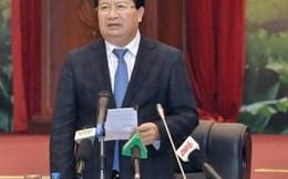 Phó Thủ tướng: Bộ Tài nguyên Môi trường phải kiểm soát chặt chẽ Formosa