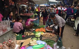 Chợ 30 Tết: 1kg thịt bò mua được 10 kg thịt lợn