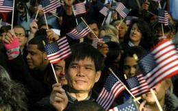 [Infographics] Dòng người nhập cư vào Mỹ trong 2 thế kỷ qua