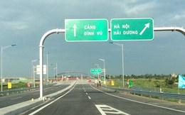 Cao tốc Hà Nội - Hải Phòng: Kiểm toán đề nghị thu hồi 357 tỷ đồng