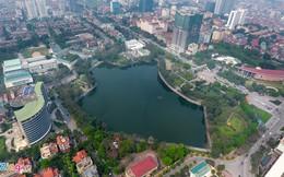 Chung cư ven hồ ở Hà Nội có giá bao nhiêu?