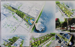 Đà Nẵng xây dựng quảng trường thành phố rộng 4,4 ha?