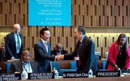 Đại sứ Phạm Sanh Châu thi Tổng giám đốc UNESCO theo cơ chế nào?