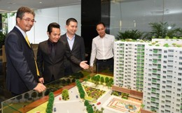 """Giải mã nguyên nhân loạt đại gia ngoại """"mở hầu bao"""" chiếm thị phần địa ốc Việt"""