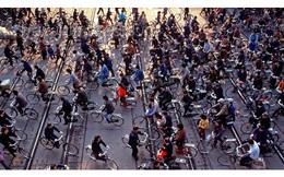 """Tắc đường đã khiến Trung Quốc thành """"ông vua xe đạp"""" như thế nào?"""