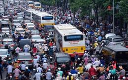 Có nên lạc quan vào Đề án cấm xe máy vào nội đô Hà Nội?