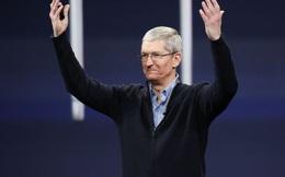 Apple Q2/2017: Doanh thu 45,4 tỷ USD, bán được 41 triệu chiếc iPhone, mảng dịch vụ tăng trưởng kỷ lục và chiếm 16% doanh thu