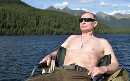 Những bức ảnh về kỳ nghỉ ở Siberia của Tổng thống Putin