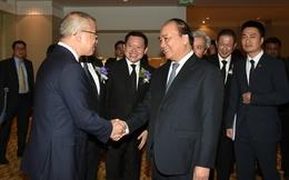 Thủ tướng: Thái Lan đang nổi lên là đối tác M&A lớn nhất của Việt Nam
