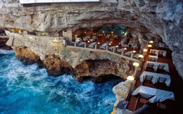 Những nhà hàng đẹp như thiên đường trên thế giới