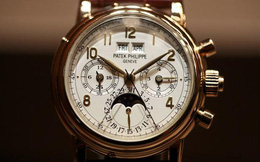 Giới thượng lưu Trung Quốc chọn mua đồng hồ cao cấp: Đồng hồ càng mỏng càng thích hợp với trang phục hiện đại