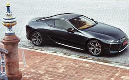 """Bộ ba """"mãnh thú"""" Mercedes, Lexus và Porsche thu hút sự chú ý của bất cứ ai ngay từ cái nhìn đầu tiên"""
