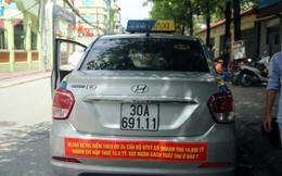 Hiệp hội Vận tải Hà Nội kiến nghị dỡ bỏ các biển cấm taxi trên phố