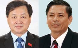 Giới thiệu ông Nguyễn Văn Thể, Lê Minh Khái làm Bộ trưởng GTVT, Tổng Thanh tra