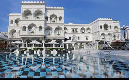 Choáng với độ hoành tráng của tòa lâu đài 15 triệu đô đẹp như cổ tích của ông chủ Khaisilk
