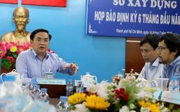 Giám đốc Sở Xây dựng TP HCM nói về nhà 25 m2