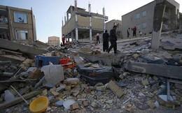 Động đất ở biên giới Iran-Iraq: Số người thiệt mạng tăng lên 445