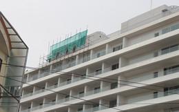 """Đang """"cắt ngọn"""" khách sạn 5 sao xây vi phạm ở Phú Quốc"""