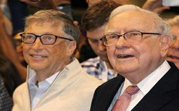 Warren Buffet và Bill Gates tiết lộ quyết định kinh doanh sáng suốt nhất mà họ từng đưa ra