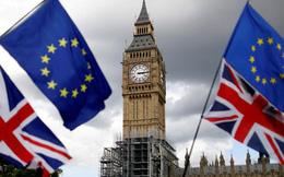 """Anh - EU đạt thỏa thuận """"ly dị"""" hàng chục tỉ USD"""