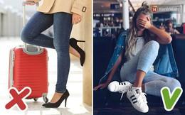 Bỏ túi 5 quy tắc cơ bản trên máy bay để là hành khách văn minh