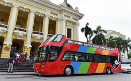 Hà Nội thí điểm tuyến xe khách du lịch 2 tầng