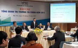 Ủy ban Giám sát Tài chính Quốc gia: GDP năm 2018 có thể đạt 6,8%