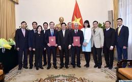 Bộ Ngoại giao trao quyết định bổ nhiệm Trợ lý Bộ trưởng