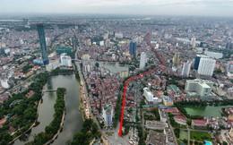 """Hà Nội thêm """"con đường đắt nhất hành tinh"""", đầu tư 7.779 tỉ đồng"""