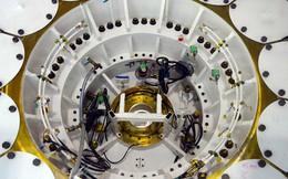 Robot TBM chuẩn bị khoan những mét hầm đầu tiên tại ga Ba Son