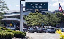 'Khủng bố' ngay trong sân bay Mỹ, một cảnh sát bị thương