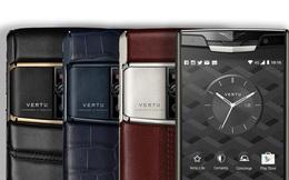 Vertu phá sản, đang phải rao bán điện thoại 20.000 USD với giá bằng 1/10, bạn có mua không?