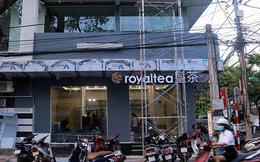 Cửa hàng trà sữa Royaltea Đài Loan đầu tiên được nhượng quyền chính thức ở Việt Nam là tại Đà Nẵng