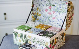 Có gì trong những hộp bánh trung thu triệu đô mang thương hiệu Louis Vuitton, Gucci?