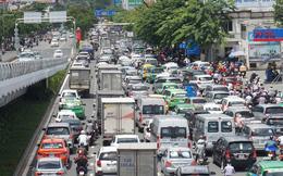 """Đề xuất làm tàu điện """"cứu"""" sân bay Tân Sơn Nhất"""