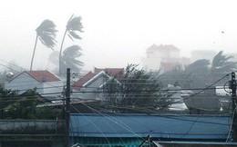 Bão số 12 đã đổ bộ vào đất liền: Hàng nghìn nhà dân ở Khánh Hòa bị sập tường, bay mái