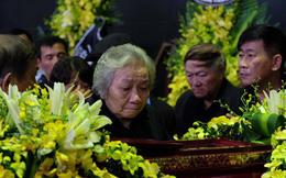 Tang lễ cụ Hoàng Thị Minh Hồ - người hiến hơn 5.000 lượng vàng cho nhà nước theo nghi thức cấp cao