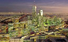 Cùng chiêm ngưỡng vẻ ngoài nguy nga của thành phố thành phố trị giá 10 tỷ USD mà Ả-rập Xê-út đang xây dựng