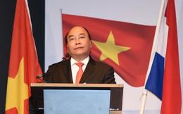 """Thủ tướng:""""Việt Nam đủ màu mỡ để ươm mầm nên những DN hàng đầu châu Á"""""""
