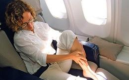 Cảnh báo thủ phạm đáng sợ có thể khiến bạn tử vong trong tích tắc khi đi máy bay đường dài